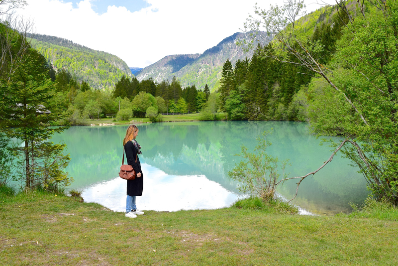 Slovenia Hidden Gems - Lake Kreda