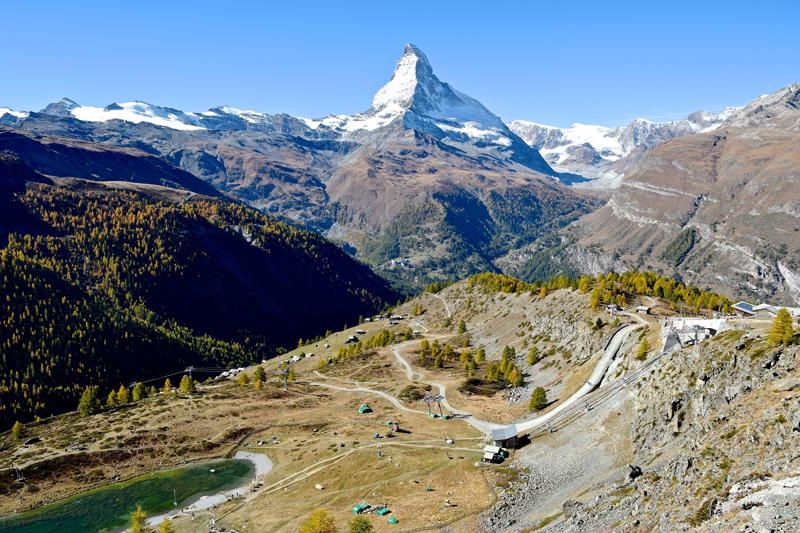 7 Tage in der Schweiz - Dein Reiseplan - Zermatt