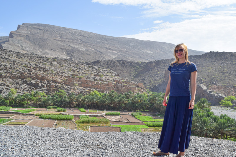 12 Days in Oman - Picturesque Villages on the Way to Jebel Shams