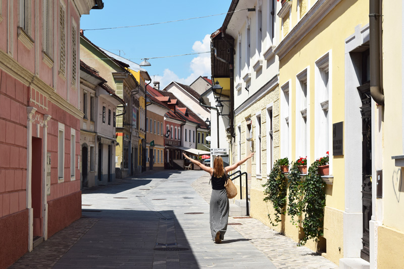 Travel Ideas for Pregnant Women - Slovenia