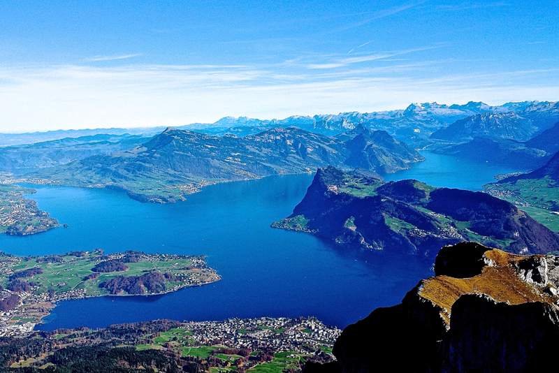 The Most Epic Places in Europe - Pilatus, Switzerland