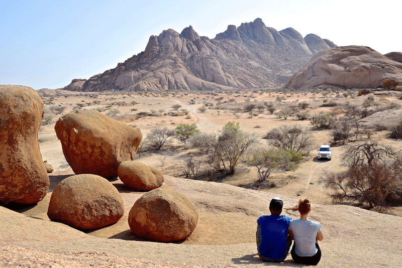 Is Namibia Worth Visiting - The Landscape - Spitzkoppe