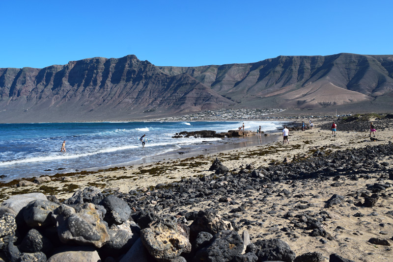 7 Days in Lanzarote - Caleta de Famara