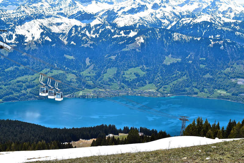 5 Days in Switzerland - Travel Itinerary - Niederhorn