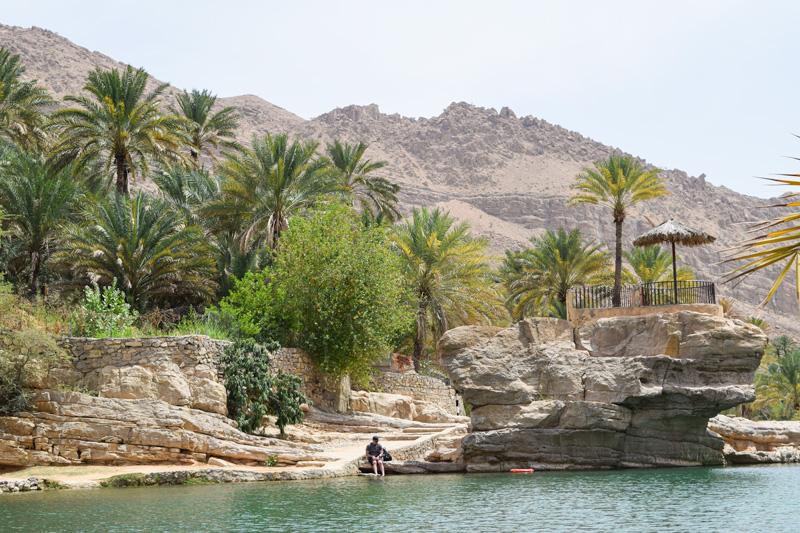 12 Days in Oman - Wadi Bani Khalid