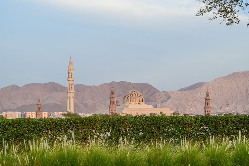 12 Days in Oman - Arrived to Muscat