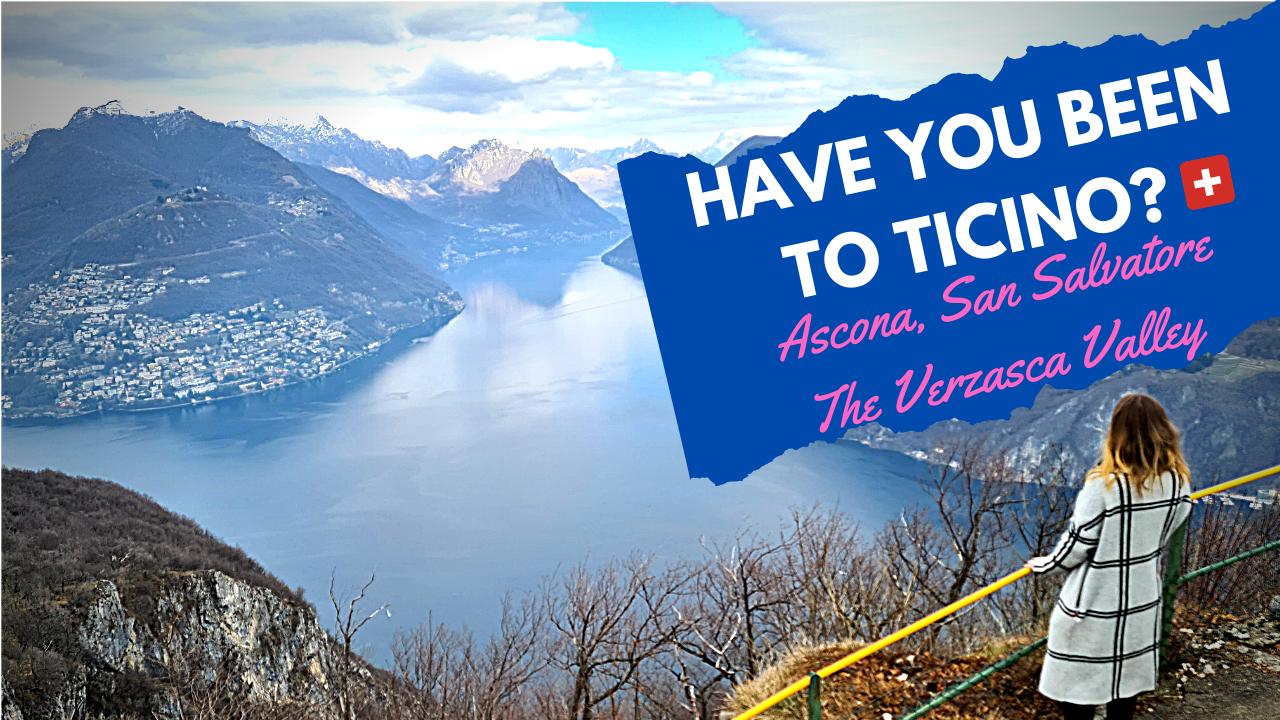 NEW VIDEO: Our Getaway to Ticino, Switzerland
