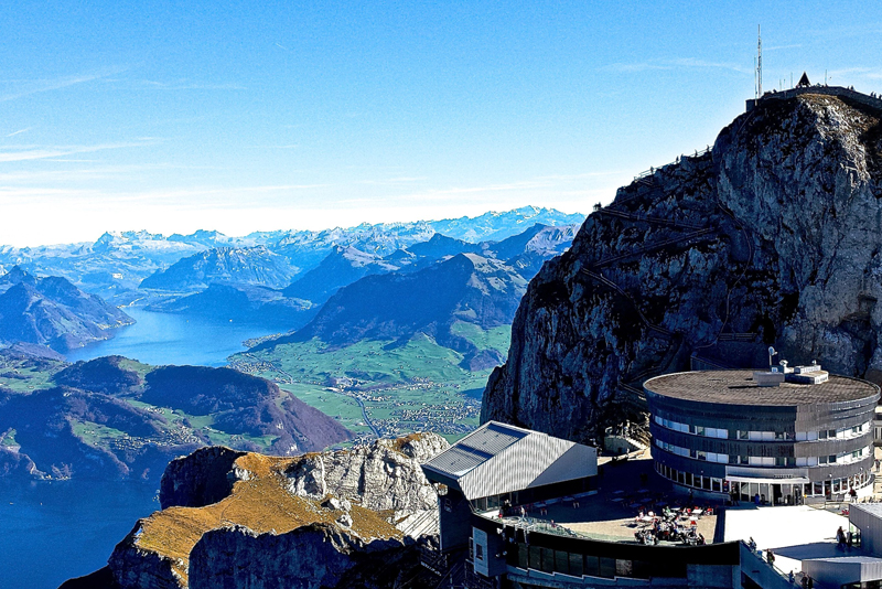 Beautiful Day Hikes in Switzerland - Pilatus