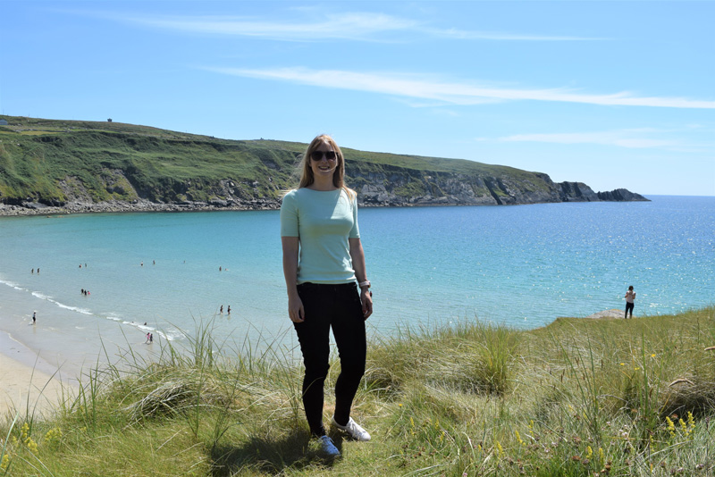 Travel Ideas for Pregnant Women - Ireland