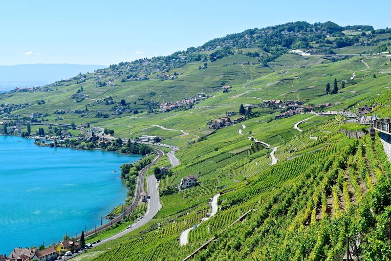 7 Tage in der Schweiz - Dein Reiseplan - Lavaux