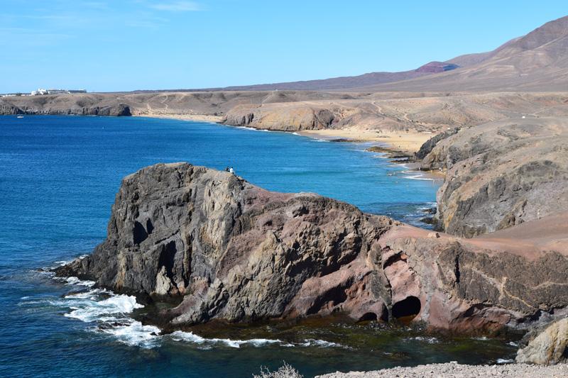 7 Days in Lanzarote - Papagayo Beach