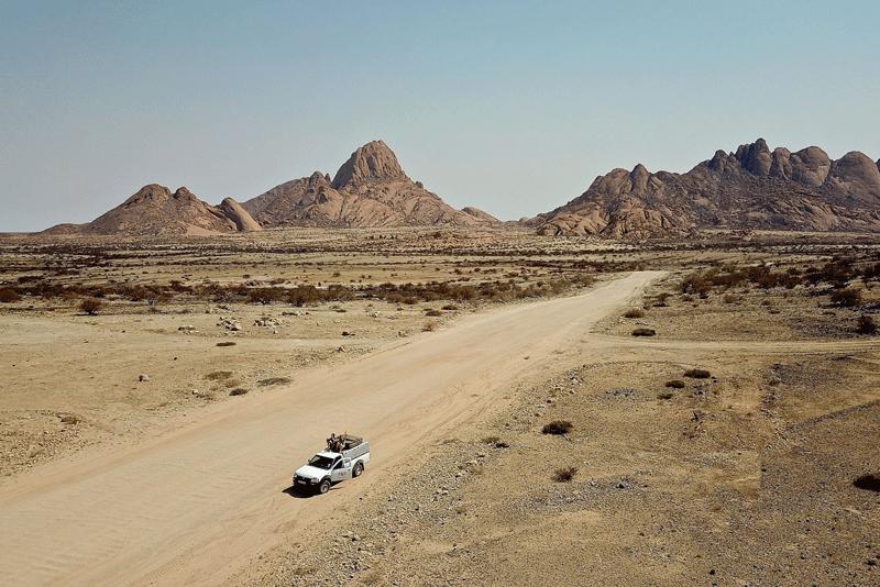Monthly Recap - September 2018 - Namibia