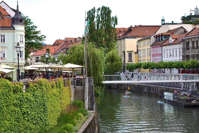 Best Capital Cities in Europe - Ljubljana