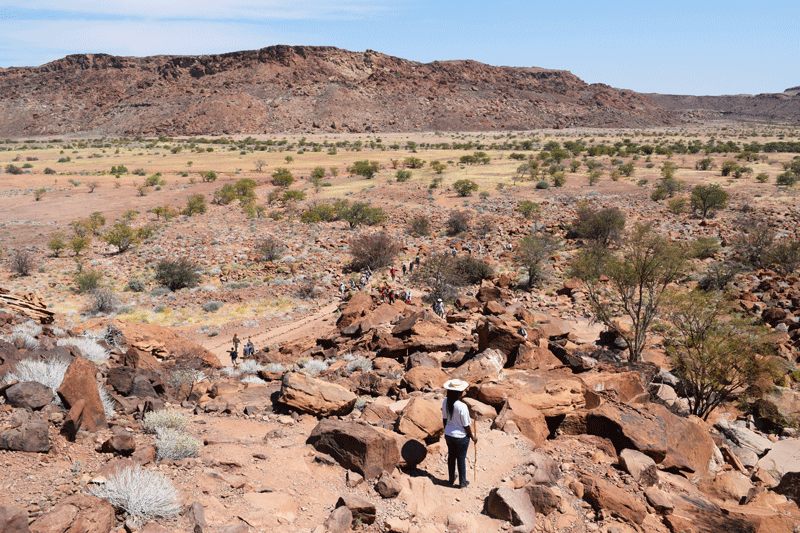 2 Weeks in Namibia - Your Ultimate Itinerary - Twyfelfontein