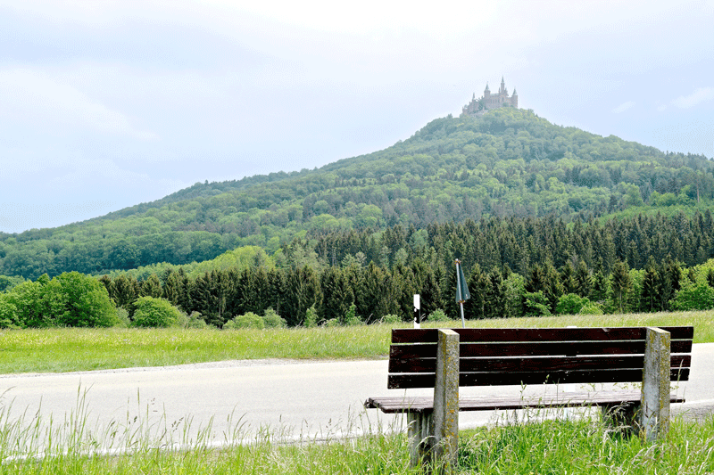 Best of Travelling 2018 - Hohenzollern Castle, Germany