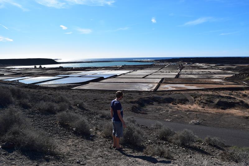 7 Days in Lanzarote - Salinas