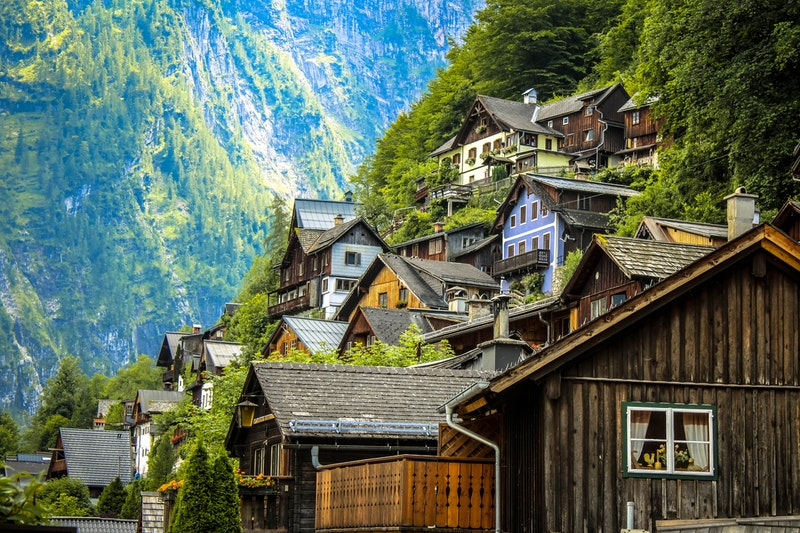 Best Detox Destinations in the World - Austria