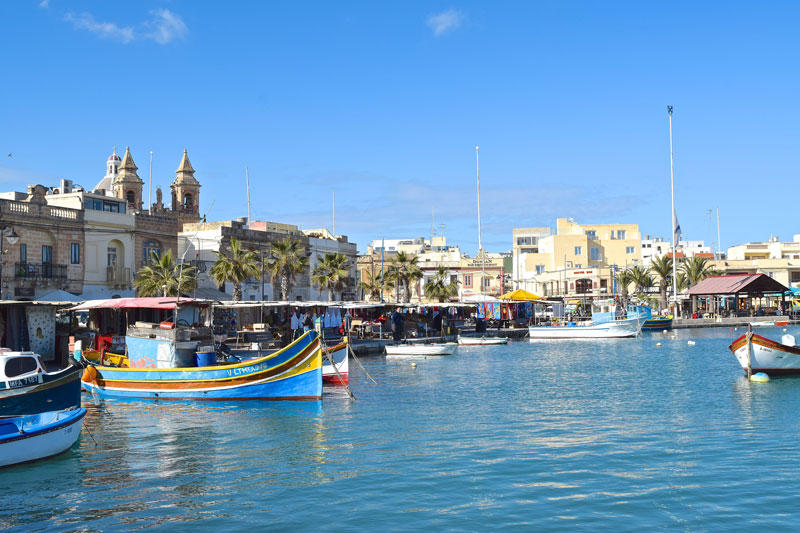 Beautiful Islands to Visit in Europe - Malta