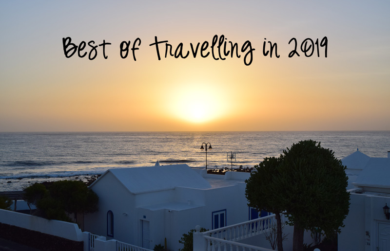 Best of Travelling 2019
