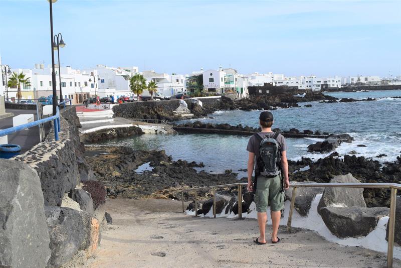7 Days in Lanzarote - Natural Pools in Punta Mujeres