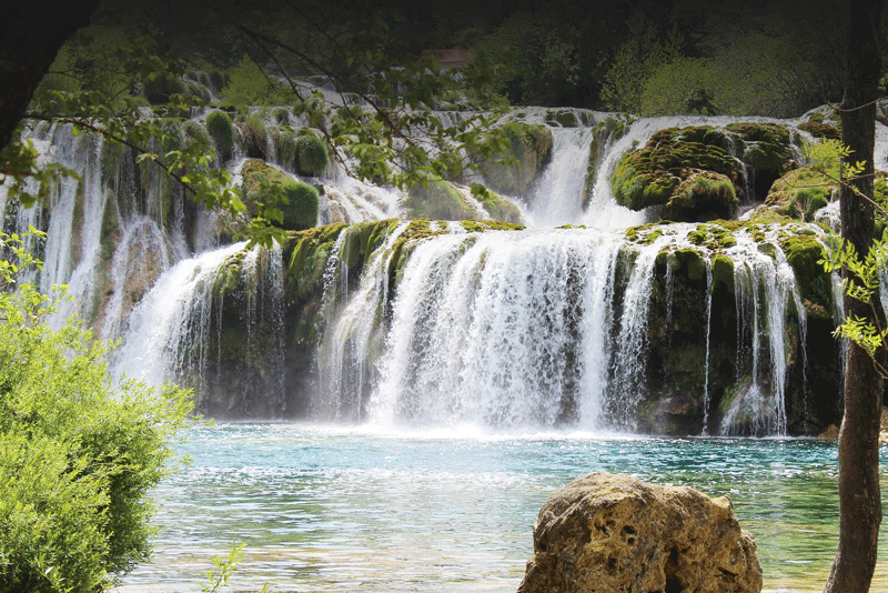 Best Kept Secrets in Croatia - Krka Waterfalls