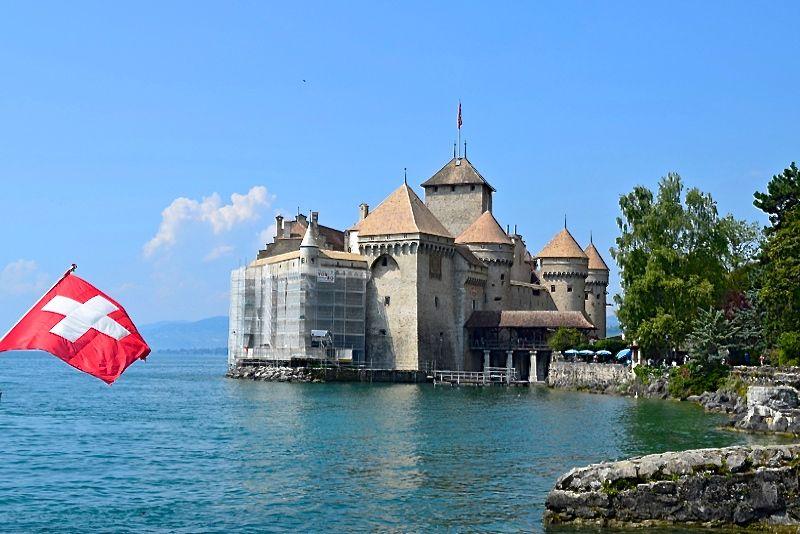 7 Tage in der Schweiz - Dein Reiseplan - Montreux