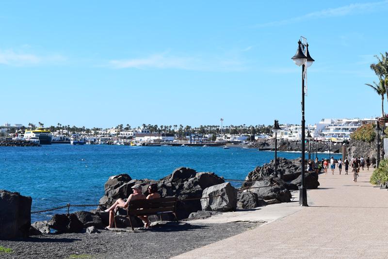 7 Days in Lanzarote - Playa Blanca