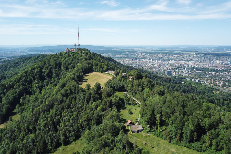 Beautiful Day Hikes in Switzerland - Uetliberg