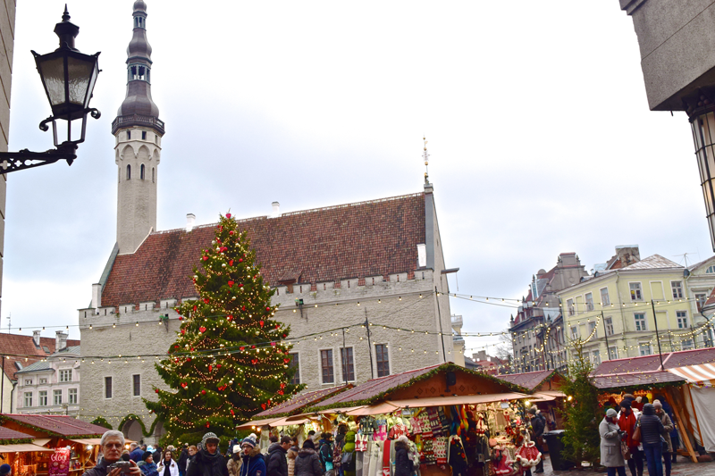 Top Winter Destinations in Europe - Tallinn, Estonia