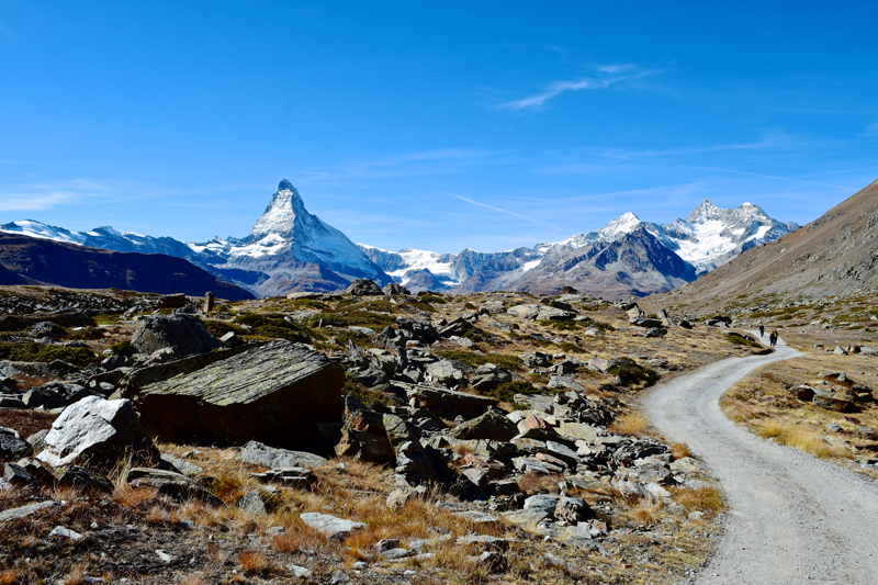 Beautiful Day Hikes in Switzerland - Zermatt