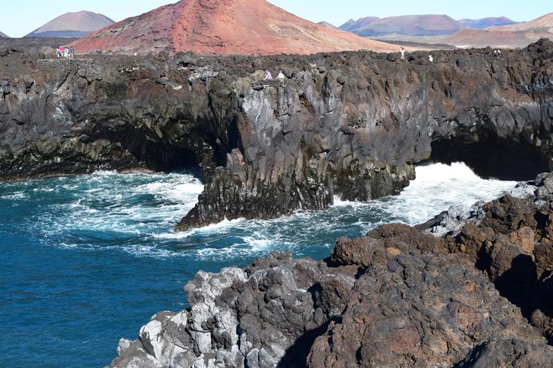 7 Days in Lanzarote - Los Hervideros