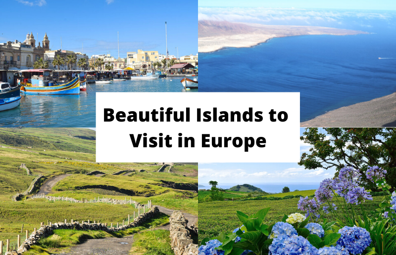 Beautiful Islands to Visit in Europe