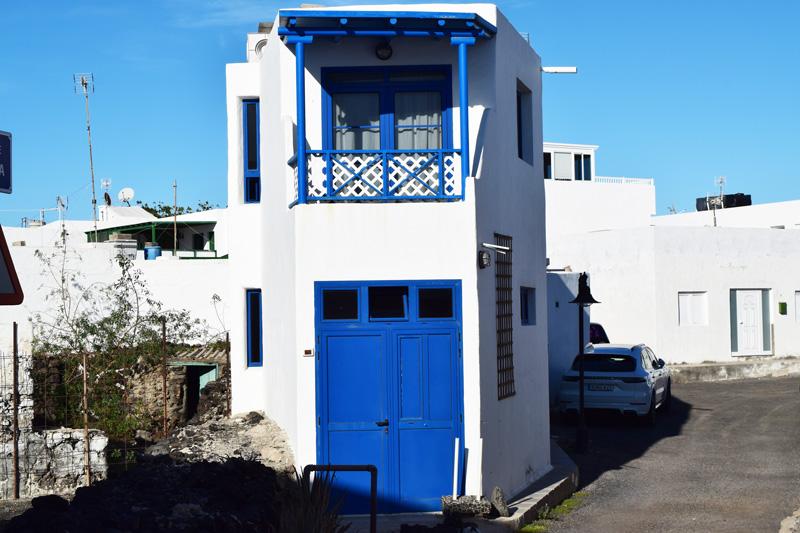 7 Days in Lanzarote - El Golfo