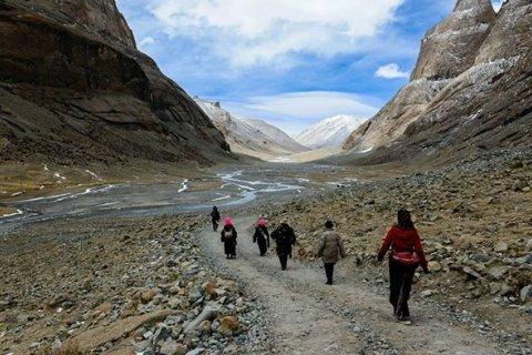 Tibet Trekking Tour