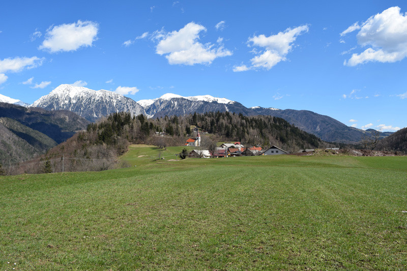 Wonderful Day Trips from Kranj - Mozjanca