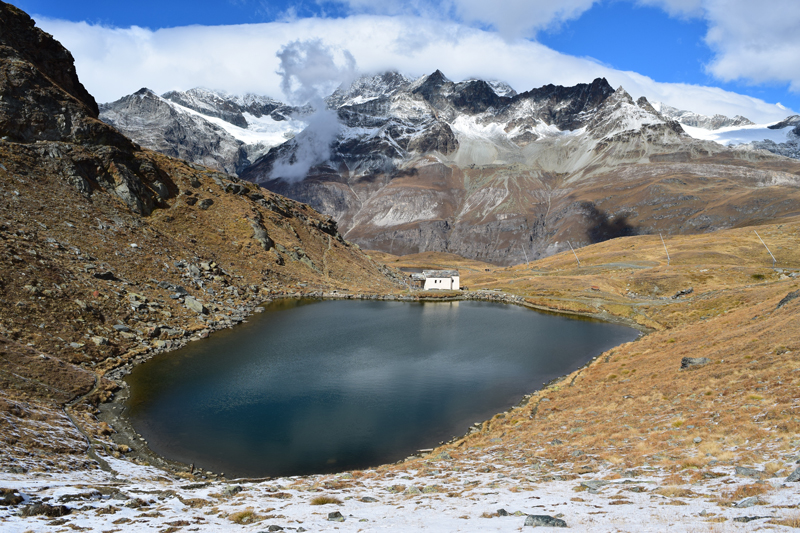Wandern in Zermatt - Schwarzsee