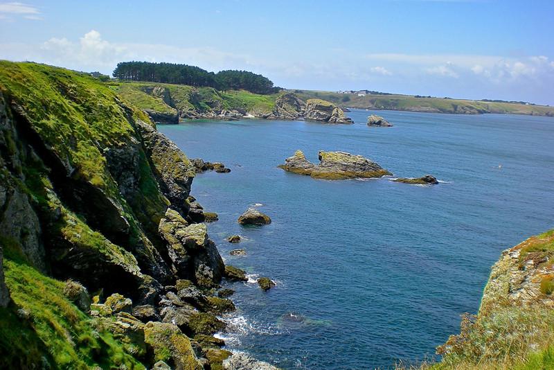 Beautiful Islands in Europe - Belle Ils