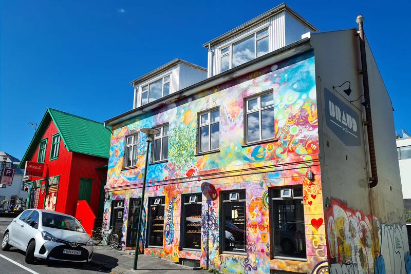 13 Days in Iceland - Reykjavik