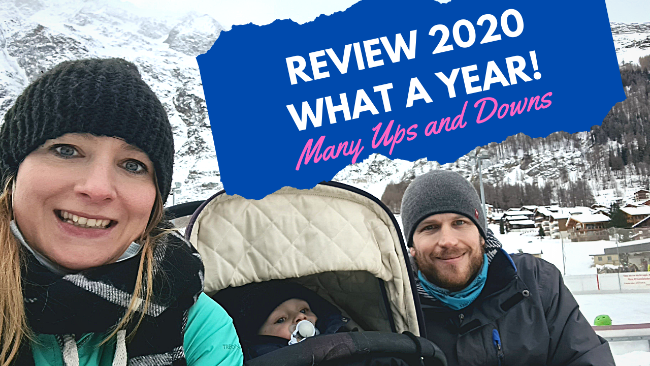 2020 Review - What a Crazy Year with Many UPS and DOWNS!
