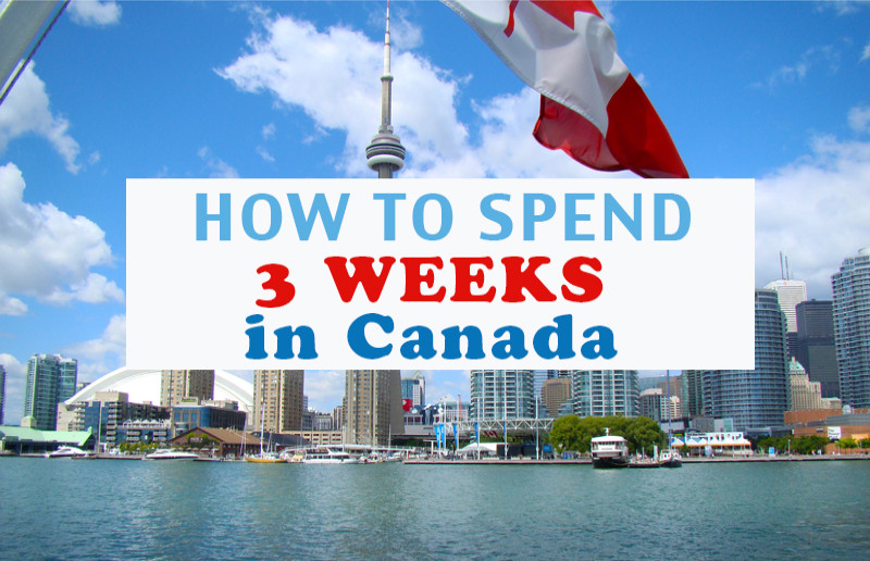 3 Weeks in Canada - East and West Coast - MyHammockTime com | Travel