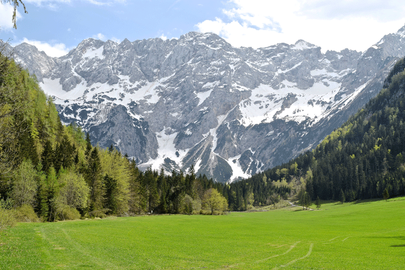 Best of Travelling 2018 - Jezersko, Slovenia