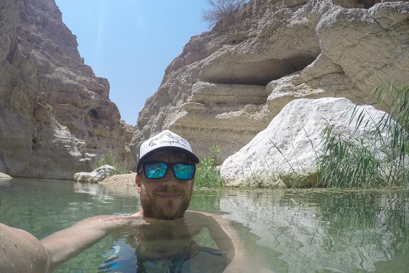 12 Days in Oman - Wadi Shab