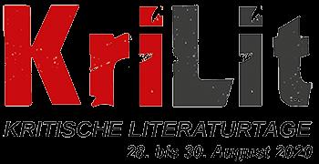Logo der Kritischen Literaturtage, krilit.at