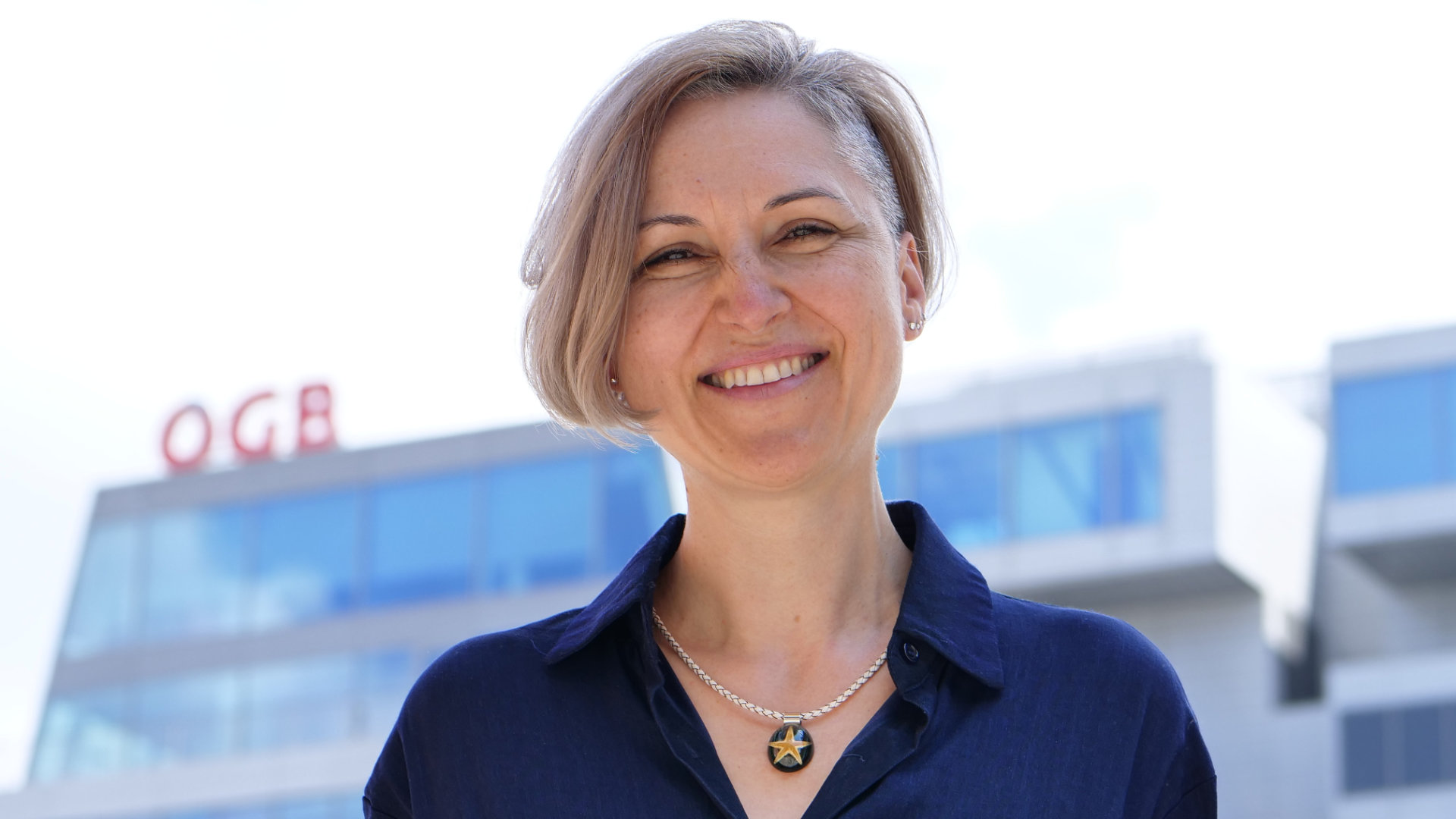 Marion Polaschek neue UG-Vorsitzende