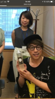 文化放送、田村淳のニュースクラブにてご紹介いただきました