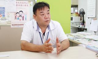 かいごの学舎in清瀬 実行委員長 大山 弘一郎