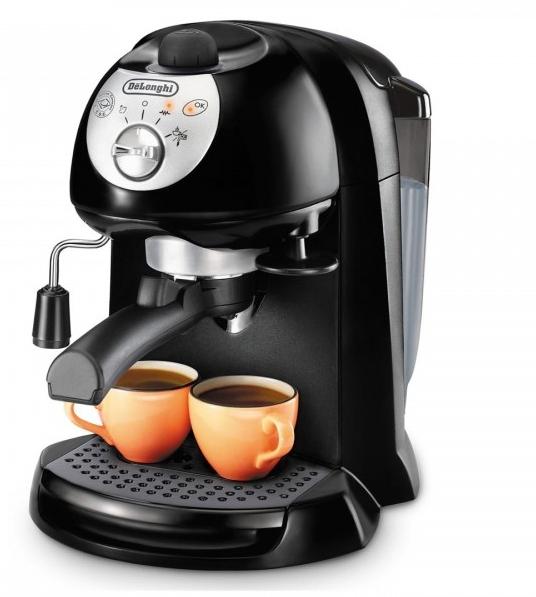 De longhi EC 201.CD.B macchina per caffè espresso a Cialde e Caffè macinato