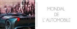 MONDIAL DE L' AUTOMOBILE