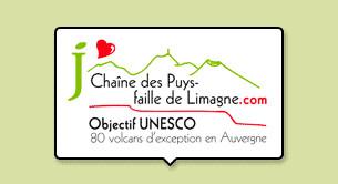 CHAINE DES PUYS ET FAILLE DE LIMAGNE_ OBJECTIF UNESCO