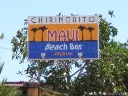 Maui beach, restaurantes para despedidas Mojacar